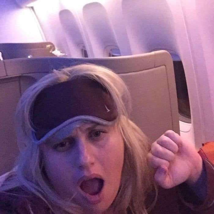 Celebrities Without Make Up rebel wilson