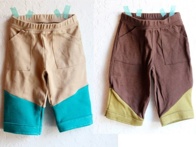 Clothing Ideas For Kids simple pants