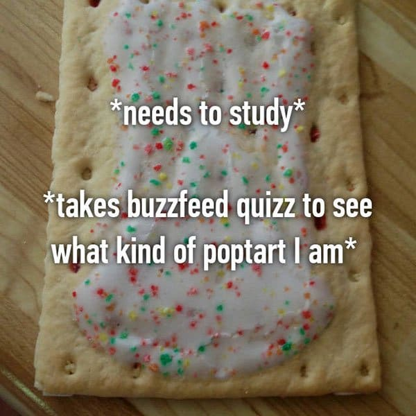 College Student Things needs to study