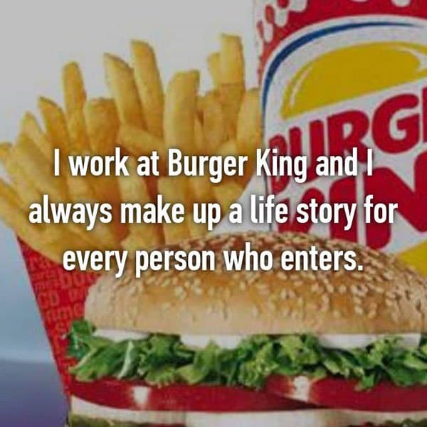 Confessions From Fast Food Workers life story