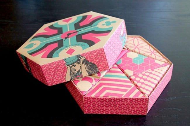 Cool Packaging Designs alice in wonderland gift box