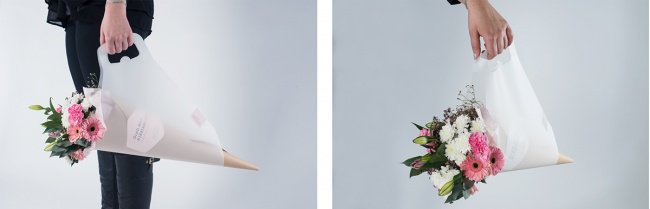 Cool Packaging Designs flowers