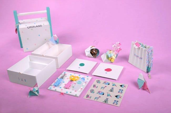 Cool Packaging Designs orikami