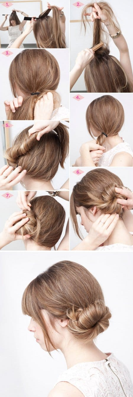 Super Easy Hairstyles For Super Busy Mornings