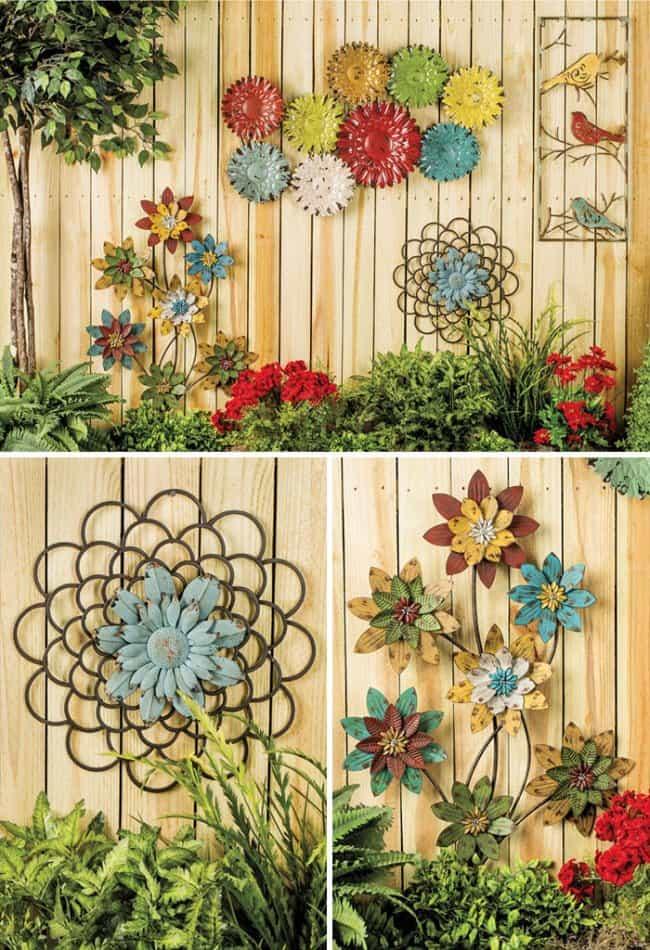 Unusual Garden Fence Ideas That Will Brighten Up Your