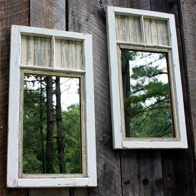 Garden Fence Ideas mirrors