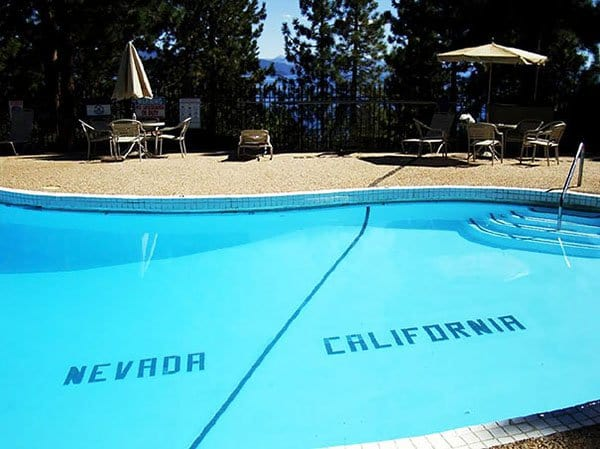 Genius Hotels nevada california pool line