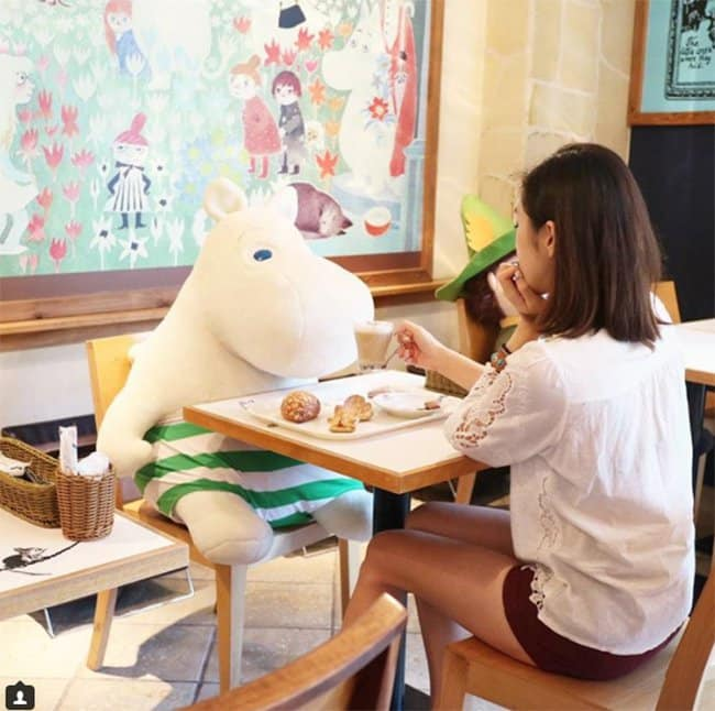 Genius Japanese Inventions cafe lonely hearts