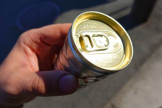 Genius Japanese Inventions easy open cans