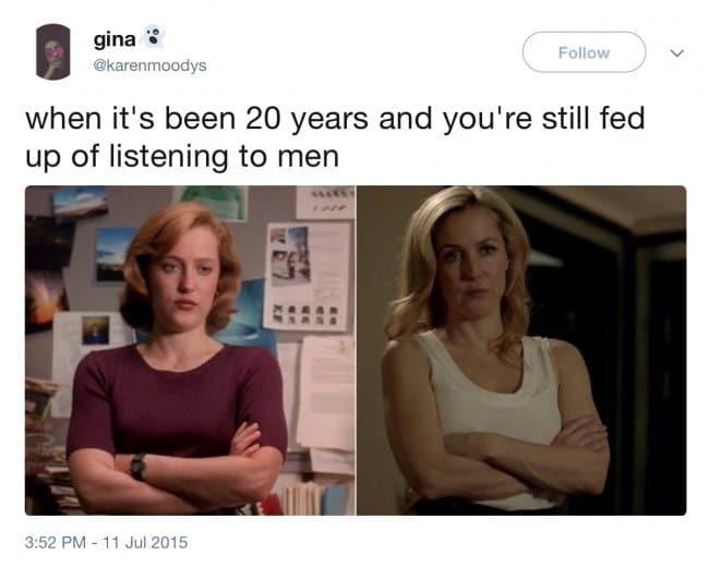Honest Tweets From Women fed up of listening to men