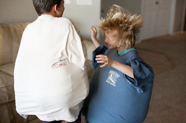 How To Keep Kids Entertained sumo wrestling
