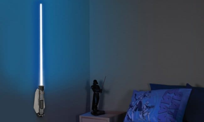 Incredibly Cool Inventions lightsaber light
