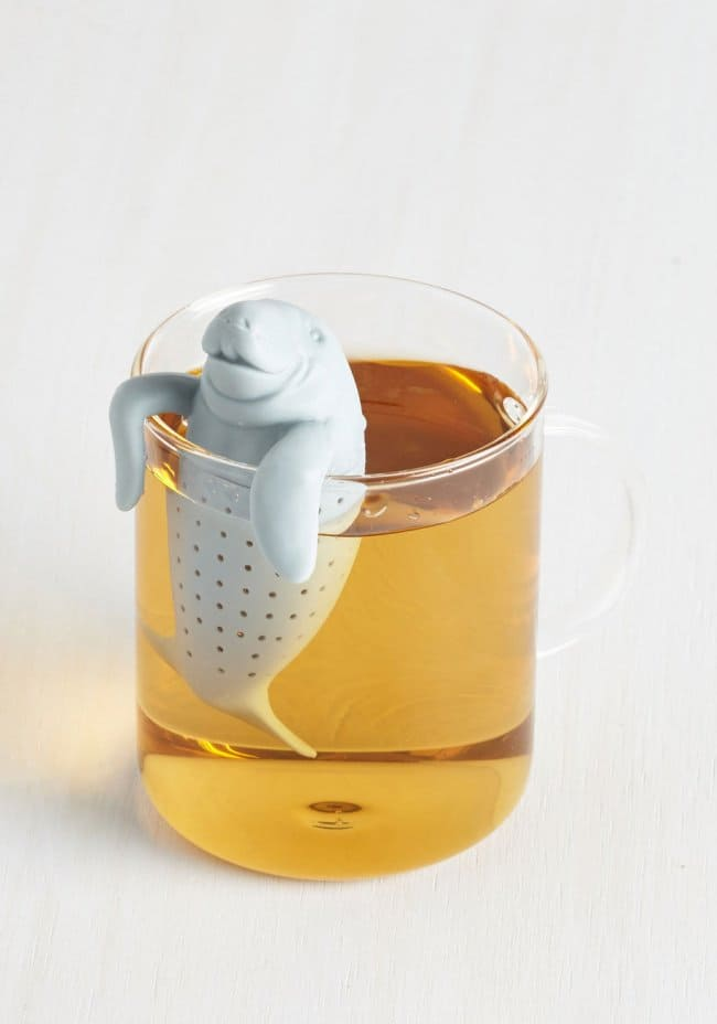 Incredibly Cool Inventions manatee tea difuser