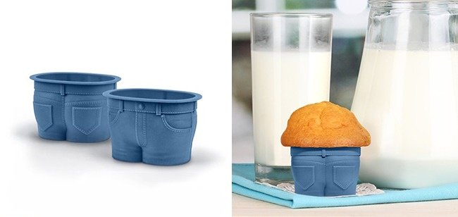 Incredibly Cool Inventions muffin top cupcake holders