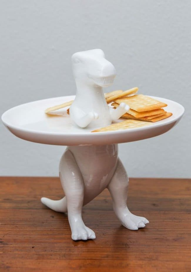 Incredibly Cool Inventions trex plate