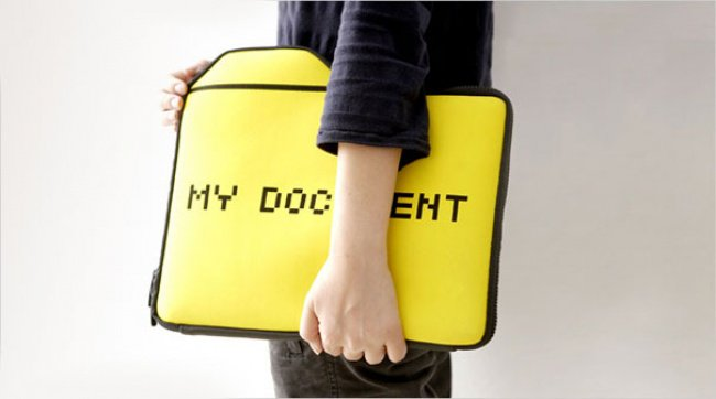 Little Things For Your Workplace my document laptop bag