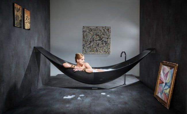 Luxurious Bath Tubs hammock bath tub