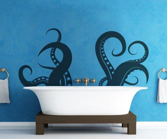 Luxurious Bath Tubs octopus
