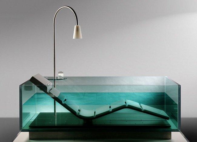Luxurious Bath Tubs transparent