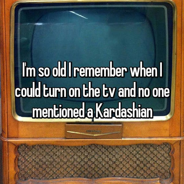 Things From The Past kardashian