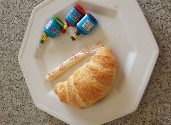 Times Kids Gave Innocent Gifts mothers day breakfast 5 year old