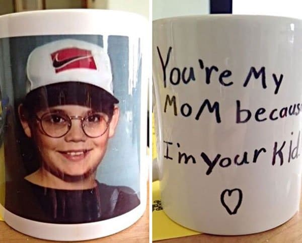 Times Kids Gave Innocent Gifts youre my mum mug