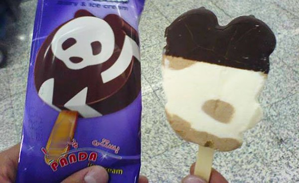 Times People Lost The Food Lottery ice cream panda