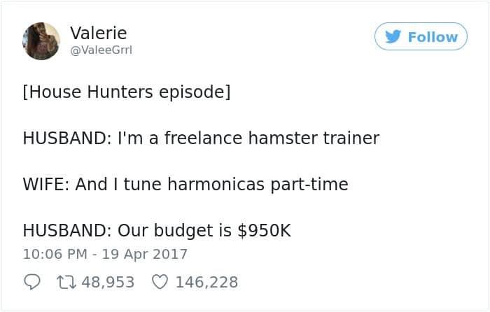 Times Women Won The Internet house hunters episode