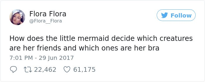 Times Women Won The Internet how does the little mermaid