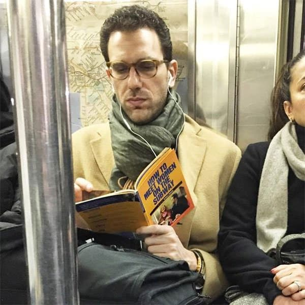 Weirdest People Ever Spotted On The Subway how to meet women on the subway