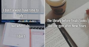 college student things
