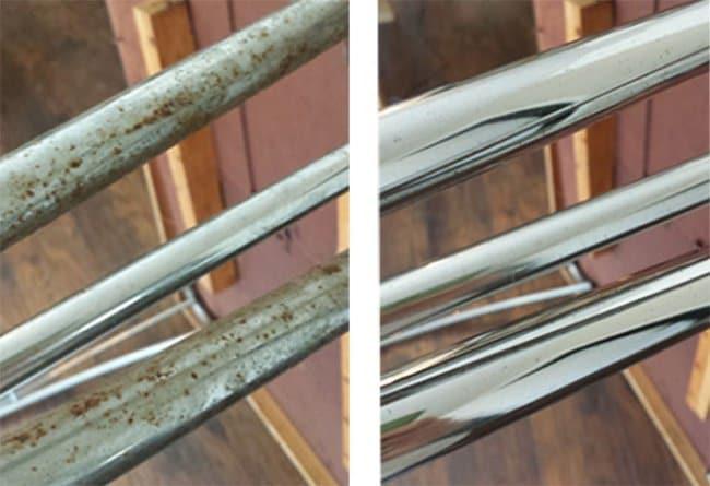 Aluminum Foil Life Hacks remove rust
