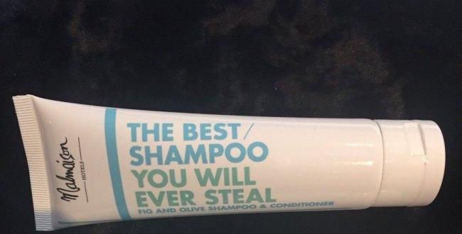 Amusing Jokes the best shampoo you will ever steak