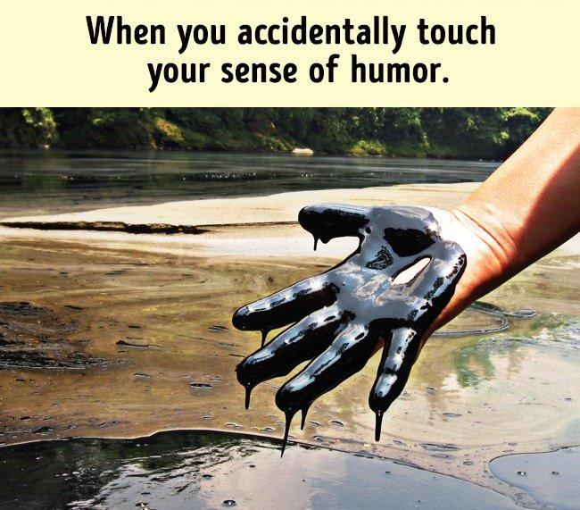 Amusing Jokes when you touch your sense of humor