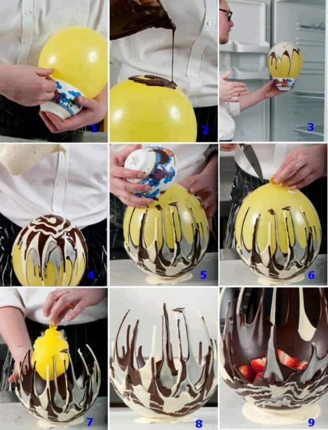 Brilliant Kitchen Tricks balloon baskets