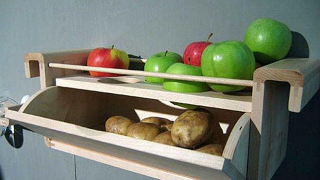 Brilliant Kitchen Tricks potatoes apples