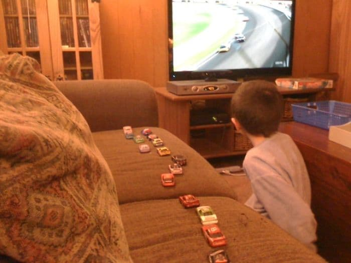 Clever Inventions Made By Kids nascar racing