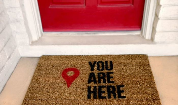 Creative And Hilarious Doormats you are here