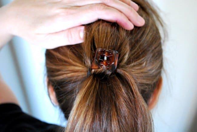 Effective Hair Care Tips fuller ponytail