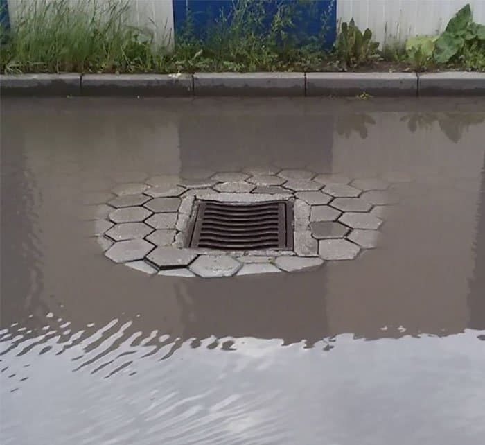 Epic Design Fails drain
