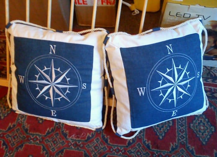 Epic Design Fails navigation pillows