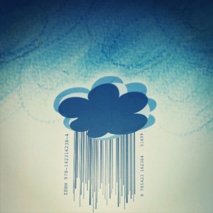 Genius Barcode Designs thunderstorms