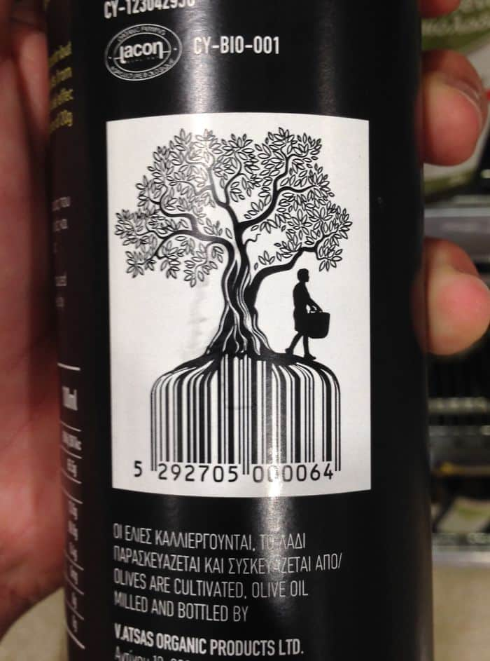 Genius Barcode Designs tree