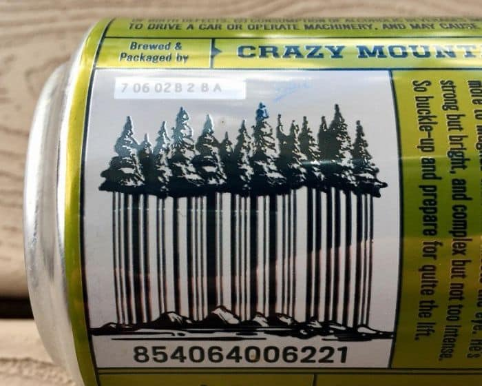 Genius Barcode Designs trees