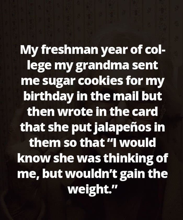 Honest Grandmas jalepeno cookies
