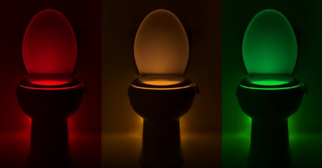 Ideas That Surprisingly Made A Ton Of Money toilet night light