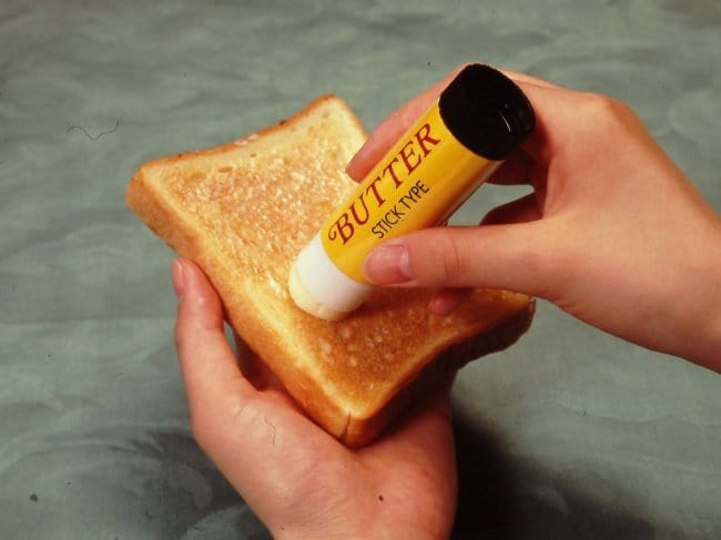 Ingeniously Weird Gadgets butter stick