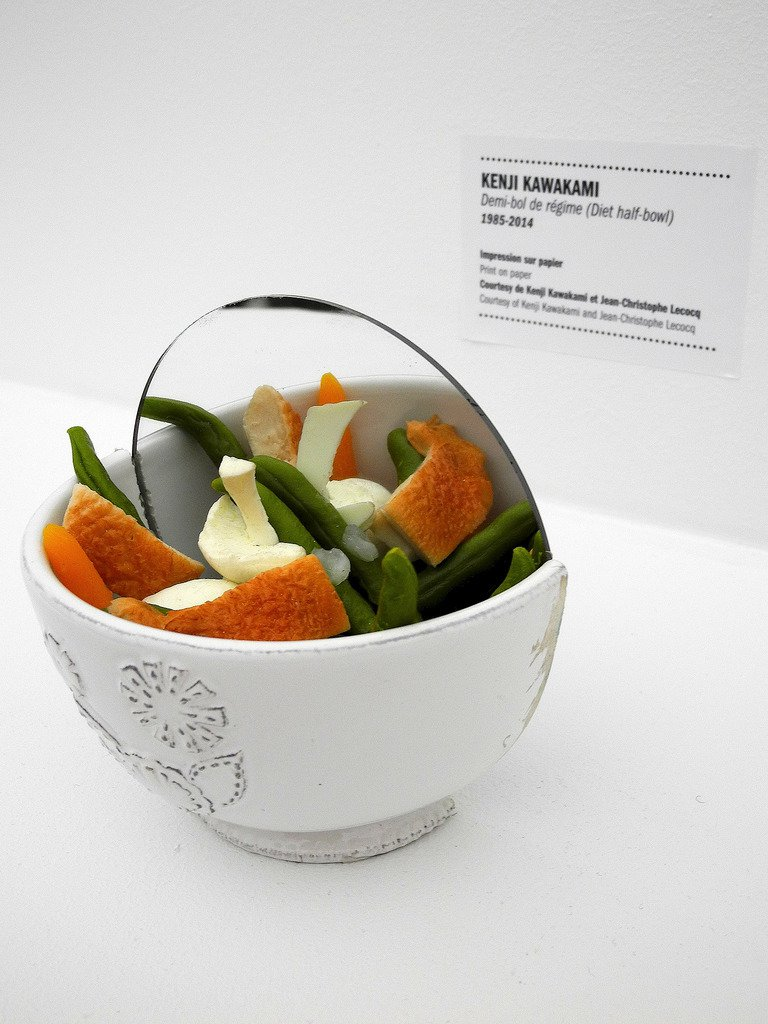Ingeniously Weird Gadgets diet half bowl