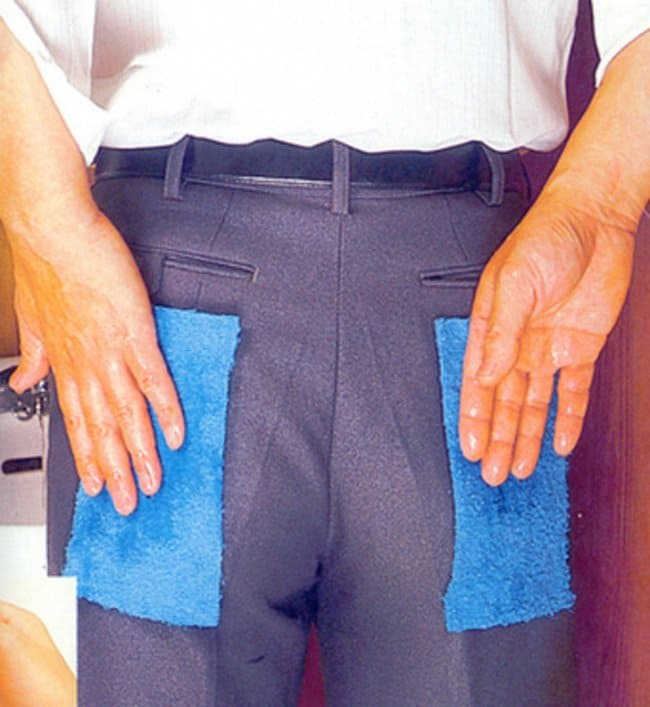 Ingeniously Weird Gadgets napkin pants