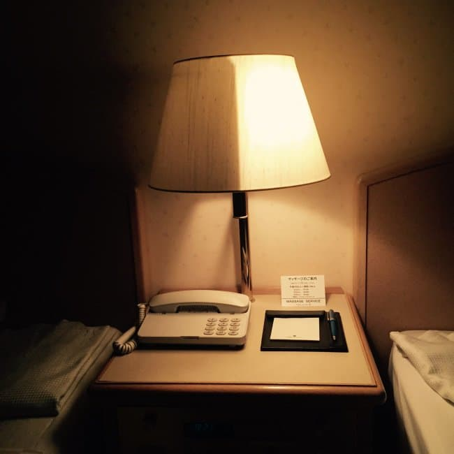 Inventions For Your Home double sided lamp